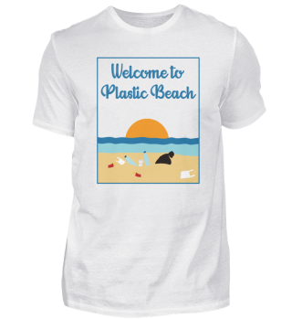 Witamy w Plastic Beach.