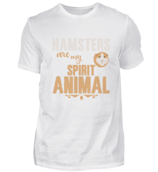 Hamsters are my soul mammals. Say that.