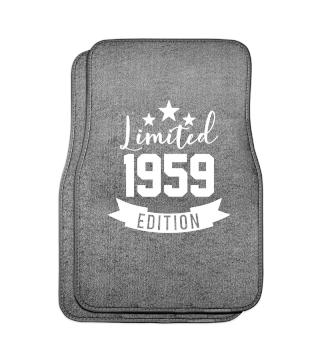 limited edition 1959 Birthday