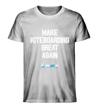 kitesafe.de Herren Premiumshirt MKGA ws