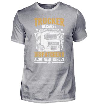 Truck driver - Trucker - Dispatchers