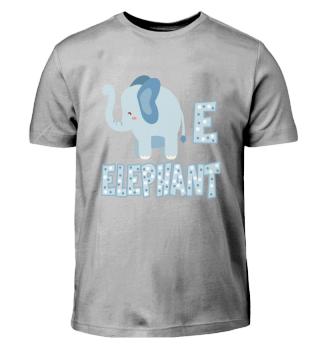Animals E elephant