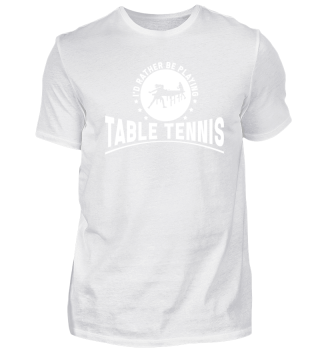 Table tennis Ping-pong Player Gift