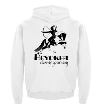 Heyokha Horse Riding - Change Your Way 1