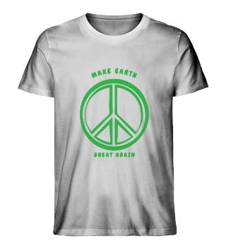Make Earth Graet Again-Organic Shirt
