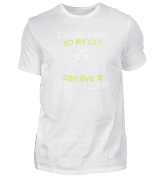 Cats And Hard Work