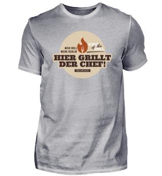 GRILLMEISTER - HIER GRILLT DER CHEF! v50