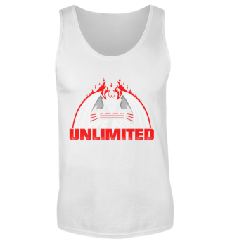 Unlimited Dragon Tanktop