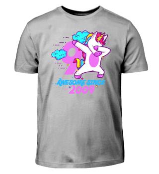 Dabbing Unicorn - Awesome since 2009