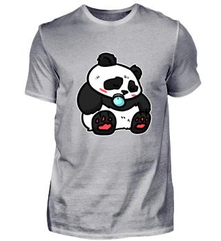 Panda Geschenk Großer Bambusbär Bär