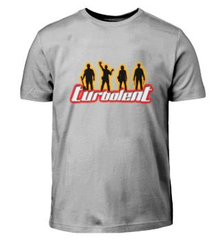 Turbolent Fan-Shirt Basic Kinder