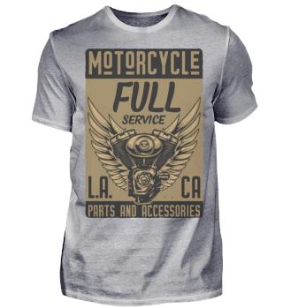Motorcycle Ramirez Herren T-Shirt