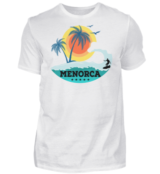 Gran Canaria T-Shirt Surfer