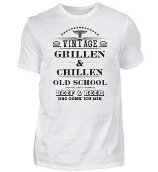 ☛ Grillen & Chillen - Old School #1S