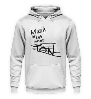 Musik ist Luft mit Ton