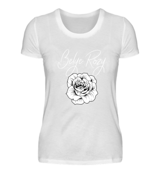 BELYE ROZY - Funny Russian Roses Gift