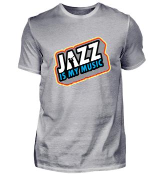 Hübsche Jazz Musik Geschenkidee