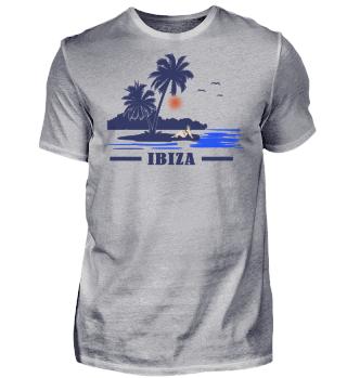 Ibiza T-Shirt Beach