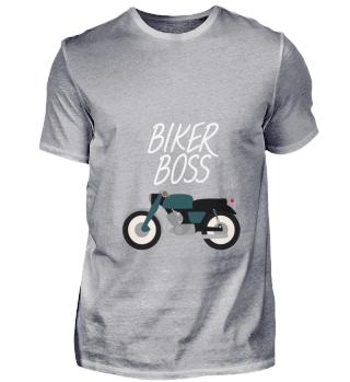 Motorcycle Biker Boss