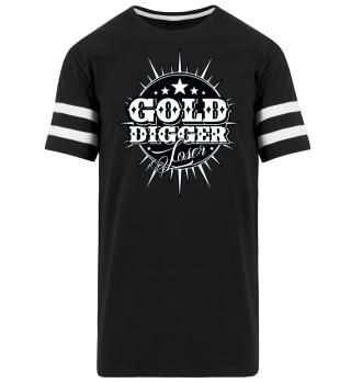 Gold Digger BW Striped Ramirez