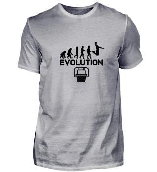 Basketball · Evolution