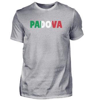Padova Italy flag holiday gift