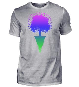 Baum Silhouette - Natur