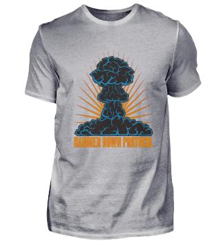 Comic Atompilz / Mushroom Cloud
