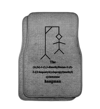 hangman Galgenmännchen - IUPAC - b - VI