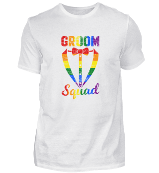 Groom Squad LGBT Gay Bachelor Party