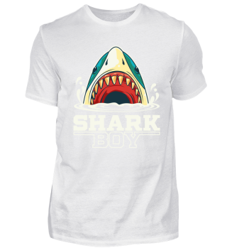 Shark boy - Funny Animal Gift
