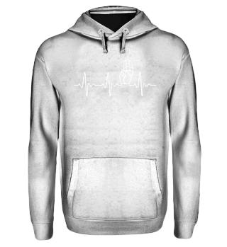 Pfadfinder - Pfadfindergruß Heartbeat