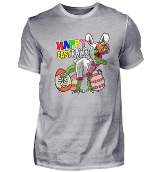 Easter eggs T-Rex Dino rabbit ears funny
