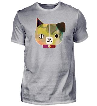 Katze Hund Kitty Lustig Clipart