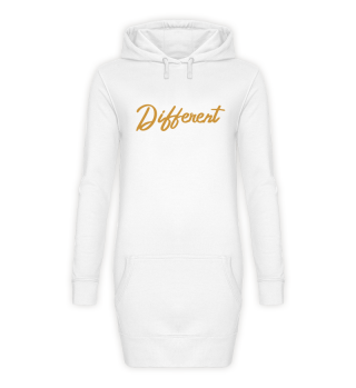 Different Statement Hoodie Women