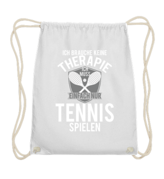 No therapy but playing tennis playing sp
