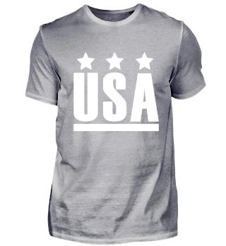 USA - Sterne - Amerika