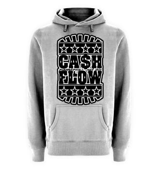 Herren Hoodie Cash Flow BW Ramirez