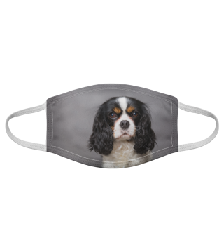 Gesichtsmaske mit Hundemotiv 20.28