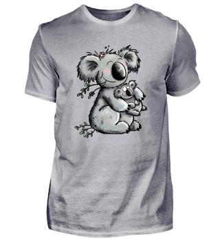 Koala Familie I Koalas I Baby I Geschenk