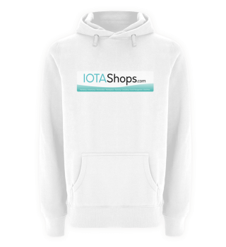 IOTAshops.com Supporter Hoodie