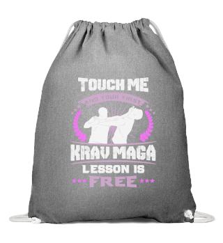 Krav Maga Selv Defence MMA T-Shirt