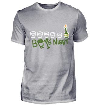 Junggesellenabschied: Jungen Getränke