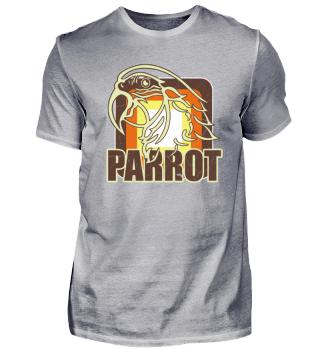 Papagei Geschenk Ara Vogel Kakadu Tier
