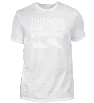 Running mother