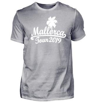 Mallorca Tour 2019 (Weiß)