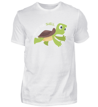 What The Shell? turtle reptiles animal