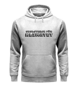 SKOLSTREJK FÖR KLIMATET Organic Hoodie