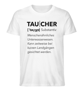Taucher Defintion