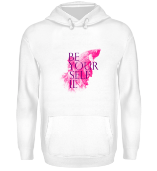 Limited Edition Be Your Selfie Hoodie